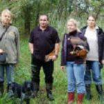 Abtragen - ein wichtiges Thema für den Falknerschein